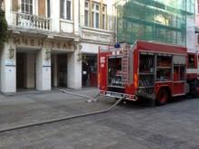 Оперираха ученика, който се заклещи между две сгради в Пловдив