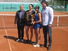 Андреева занесе четвърта купа от Пловдив в Русия