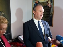 Посланикът на САЩ посочи в Пловдив единственото условие за падане на виз...
