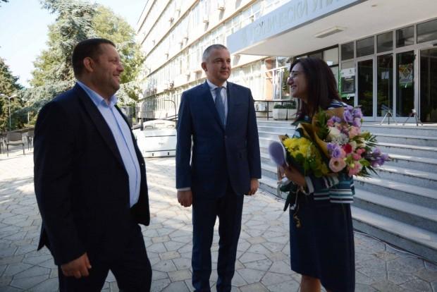 ФейсбукКметът на Варна сподели емоционален коментар по поводстарта на новата