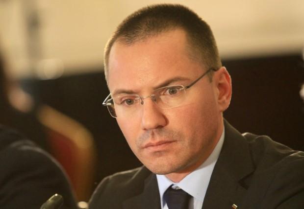 Евродепутатът от партията на европейските консерватори и реформисти Ангел Джамбазки