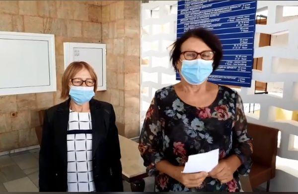 Кадър: БНРОбщо 55 са регистрираните за Варна случаи на коронавирус