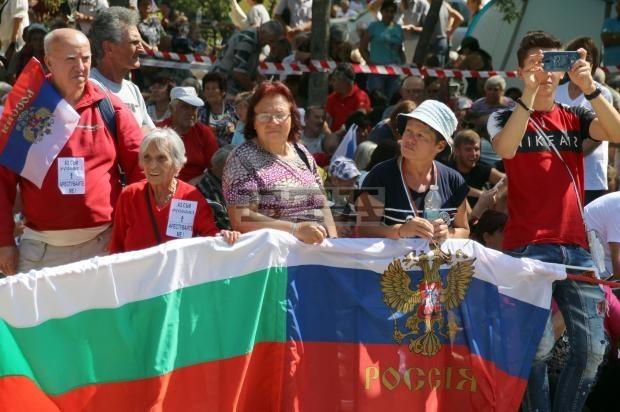 Българските русофили ще регистрират своя партия до края на годината.