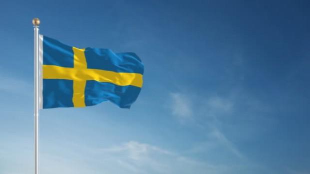 По улиците на шведските градове е трудно да се забележат