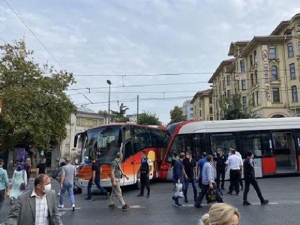 Автобус с българи е катастрофирал в Истанбул, предаде