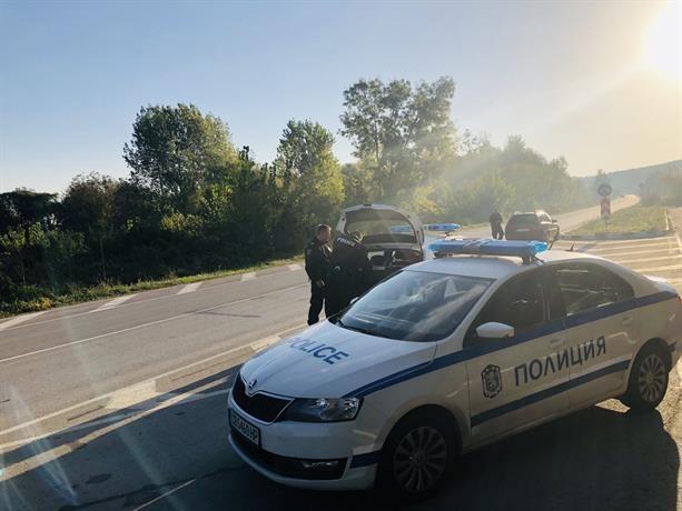В хода на специализирана полицейска операция по противодействие на конвенционалната