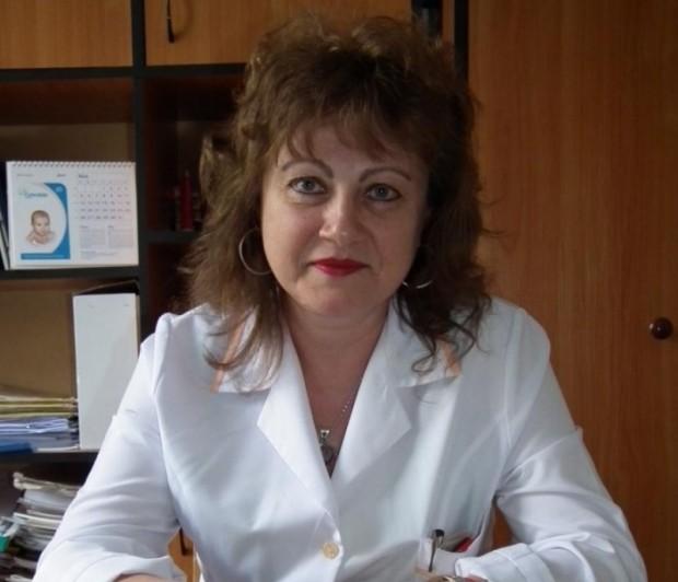 Починала е д-р Петранка Лишковска от Враца и нейният баща,