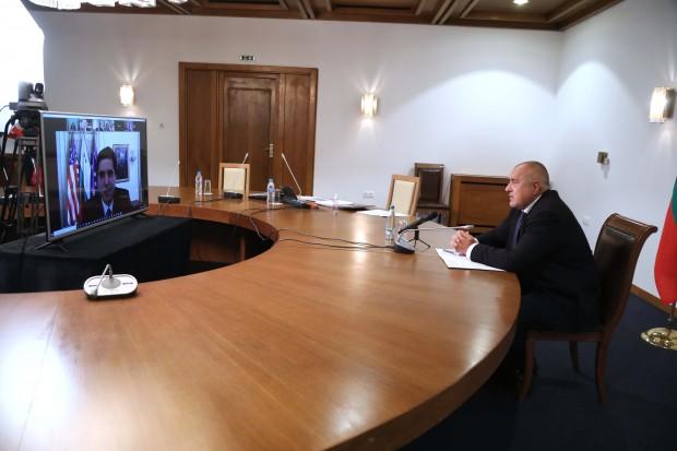 Министър-председателят проведе видеоконферентна среща с лидерите на водещите еврейски организации