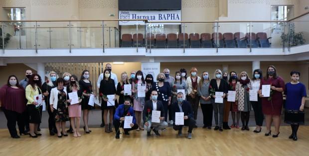 Отличията на Община Варна за мотивиран старт в професията бяха