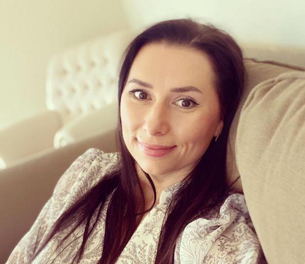 ФейсбукНаталия Кобилкина се влюби в Лондон, малко след като се