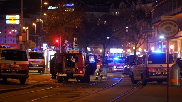 Един от терористите, извършили атаката в австрийската столица Виена, при
