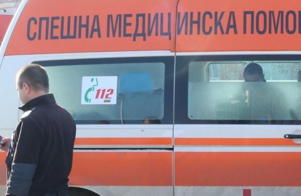 След два отказа на телефон 112, снощи тя е транспортирана