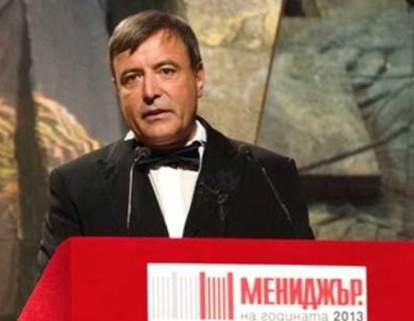 От COVID е починал Васил Мирчев, издателят на Мениджър, съобщиха