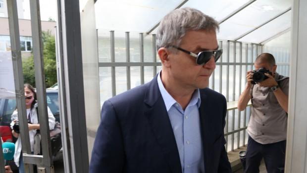 Специализираният апелативен наказателен съд измени мярката на Атанас Бобоков от