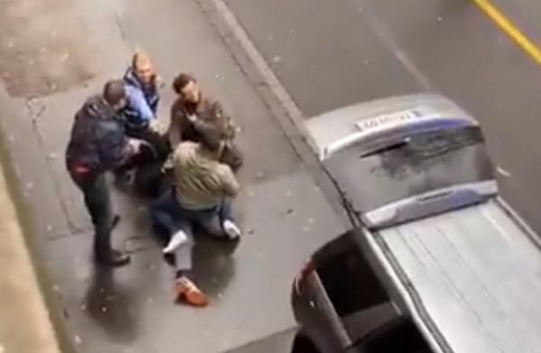 В пешеходната зона на германския град Трир джип уби двама