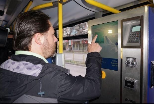 Нови билети за градския транспорт предстои да бъдат въведени във