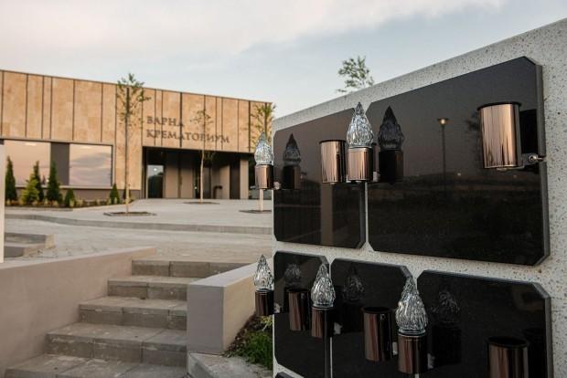 Варненският крематориум също прави жест към всички болници в морската