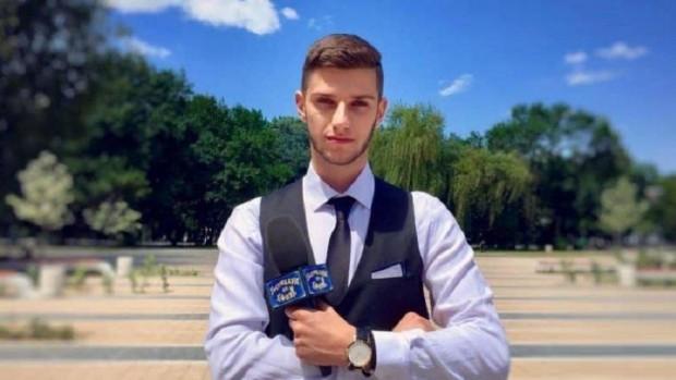 Най-младият репортер на култовото предаване