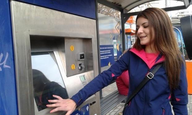 С новата автоматизирана билетна система във Варна пътуваме по-изгодно, напомнят