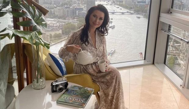 Наталия Кобилкина се оплака, че животът й в Лондон е