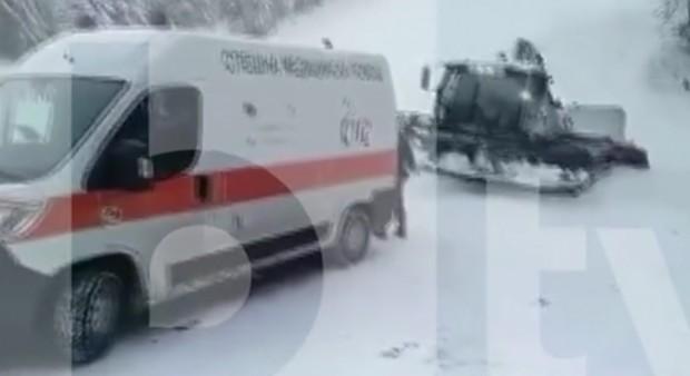 Скиор пострада в местността Бодрост над Благоевград, съобщава кореспондентът на
