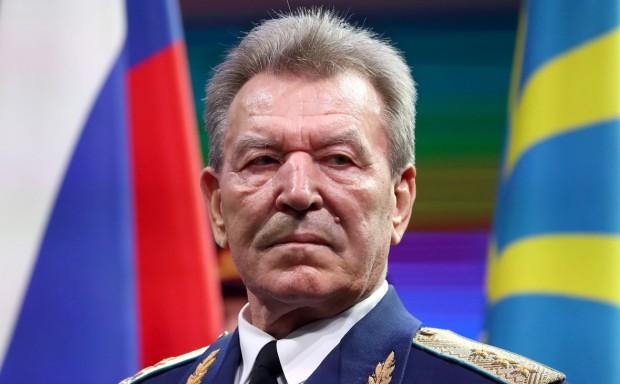Героят на Съветския съюз, генерал-полковник Николай Антошкин, депутат от Държавната