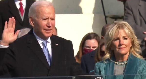 Джо Байдън се закле като 46-ия президент на САЩ. Избраната