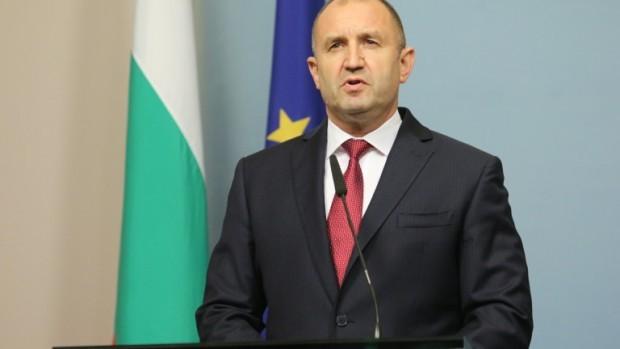 БГНЕСДържавният глава дава пресконференция по повод четвъртата годишнина от встъпването