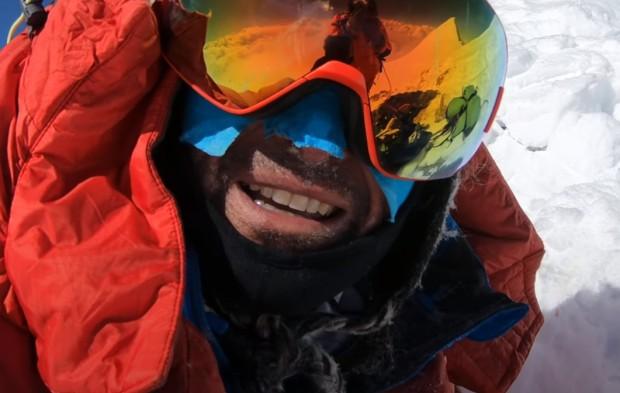 Българският алпинист Атанас Скатов, който беше в неизвестност след падане