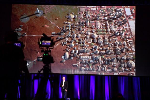БГНЕСПостоянното присъствие на хора на Марс ще бъде възможно до