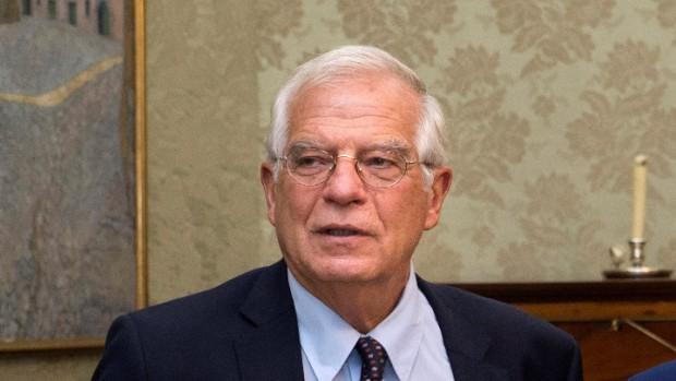 Ръководителят на европейската дипломация Жозеп Борел заяви, че Европейският съюз