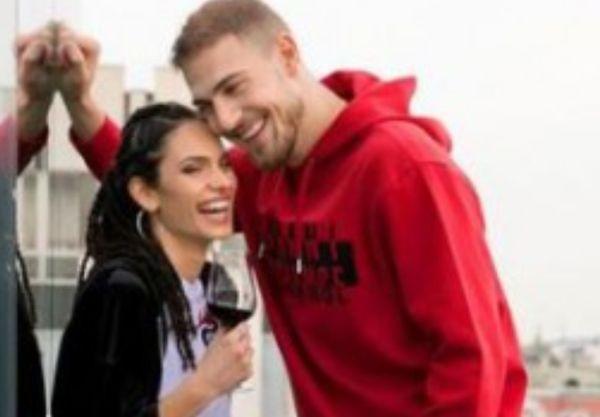 Даяна Ханджиева отново е щастлива с любимия си Кристиян Ставрев