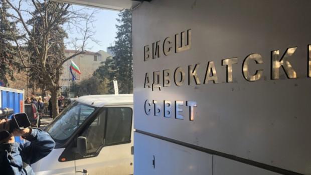 БГНЕСПловдивските адвокати отново организират протест срещу ръководството на гилдията пред
