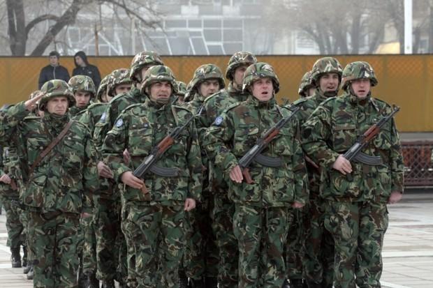 Две нови структури влизат в състава на Българската армия –