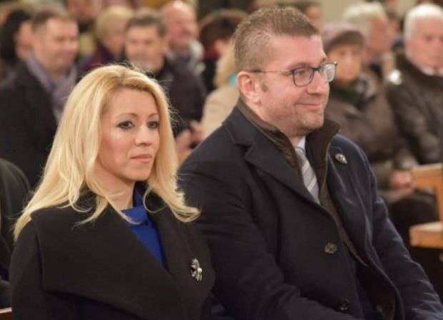 Лидерът на ВМРО – ДПМНЕ Християн Мицкоски написа във фейсбук,