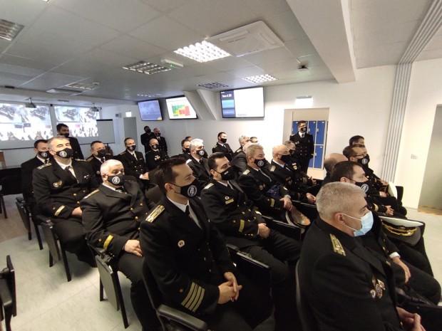 На 25 и 26 февруари във Военноморските сили се проведе