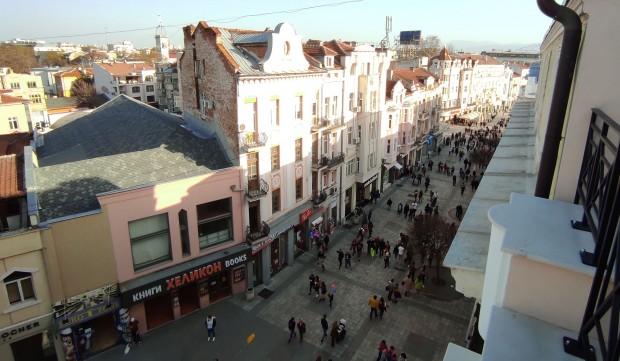 Varna24.bg23 градуса е измерената максимална температура в Пловдив и Видин