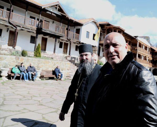 Българските граждани могат да се гордеят с манастирите в страната,