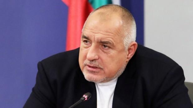 Снимка: Борисов със специално обръщение към всички българи