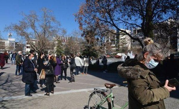 Няма данни за пострадали български граждани при земетресението в Гърция