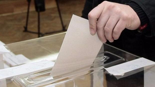 Централната избирателна комисия определи правилата, по който хора поставени под