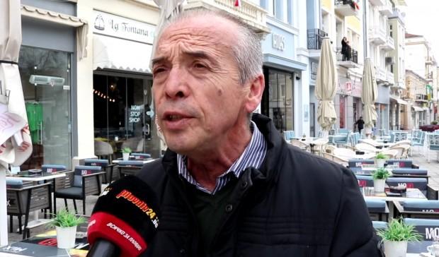 Plovdiv24.bgАко стана министър на здравеопазването, ще спра всякакви ограничителни мерки,