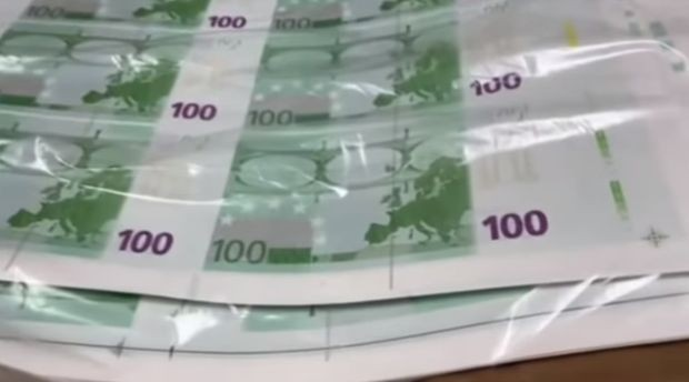 Разбита е печатница за фалшиви пари във висше учебно заведение