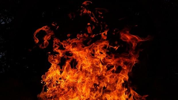 На 09.04.2021 г., в 12:52 ч. е съобщено за пожар