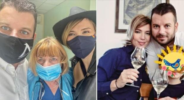 Ирина Тенчева и Иван Христовпопадат в болница след 7-ия ден