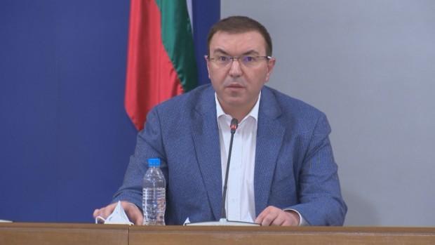 Министърът на здравеопазването в оставка призова Народното събрание да излъчи