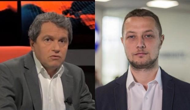 Тошко Йорданов от Има такъв народ покани журналиста Благой Цицелков