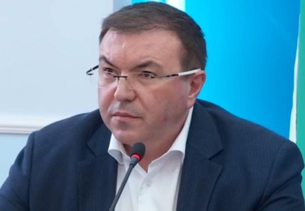 Здравният министър в оставка проф. обяви, че България е поставила