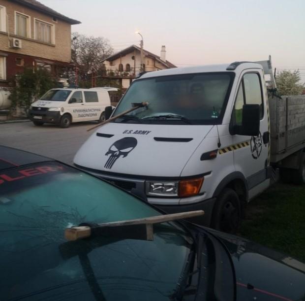 БТВМъж от Пазарджик и приятелката му намериха превозните си средства