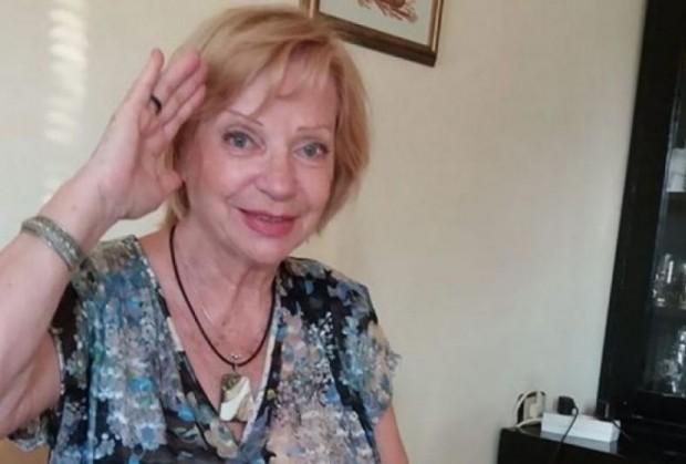 Незабравимата легенда на БНТ Мария Янакиева била изправена пред тежки